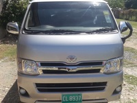2013 Hiace Super GL Bus