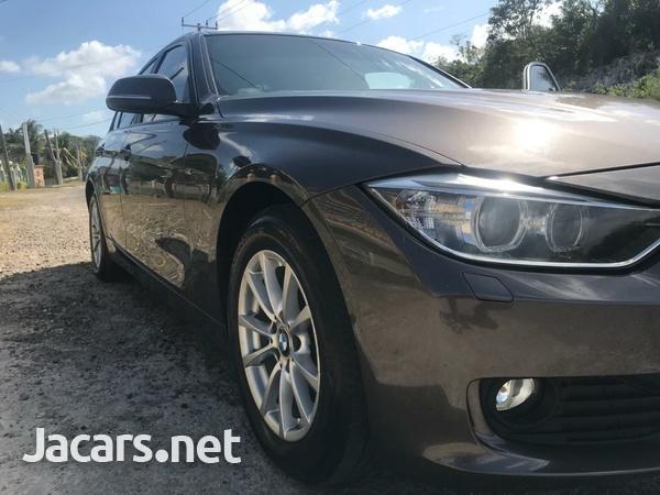 BMW 3-Series 1,6L 2015-3