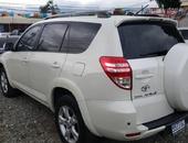 Toyota RAV4 2,1L 2012