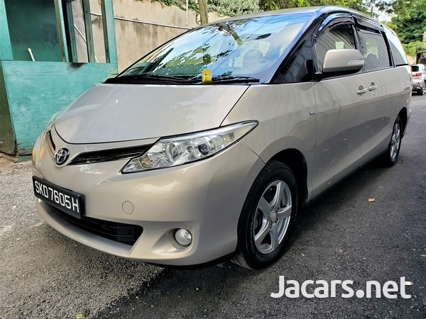 Toyota Previa 2,0L 2012-4