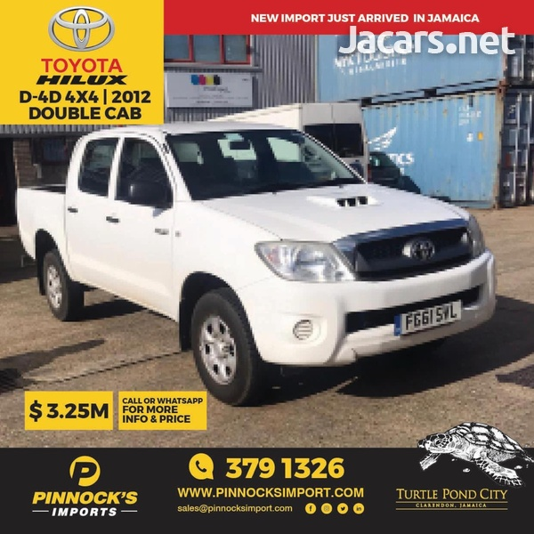 Toyota Hilux 2,5L 2012-1