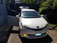 Toyota Wish 1,7L 2012