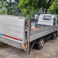 2004 Isuzu Grafter Dropside Tipper Truck