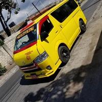 2008 Toyota Hiace Bus