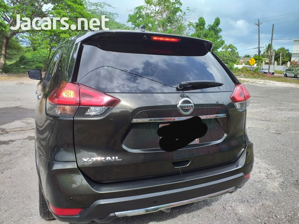 Nissan X-Trail 2,0L 2019-3
