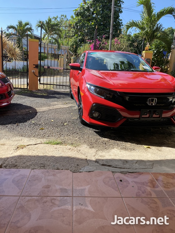 Honda Civic 1,5L 2019-2