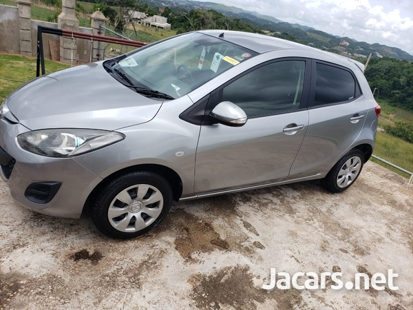 Mazda Demio 1,3L 2012-5