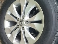 CR-V Wheels