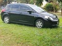Nissan Tiida 1,5L 2012