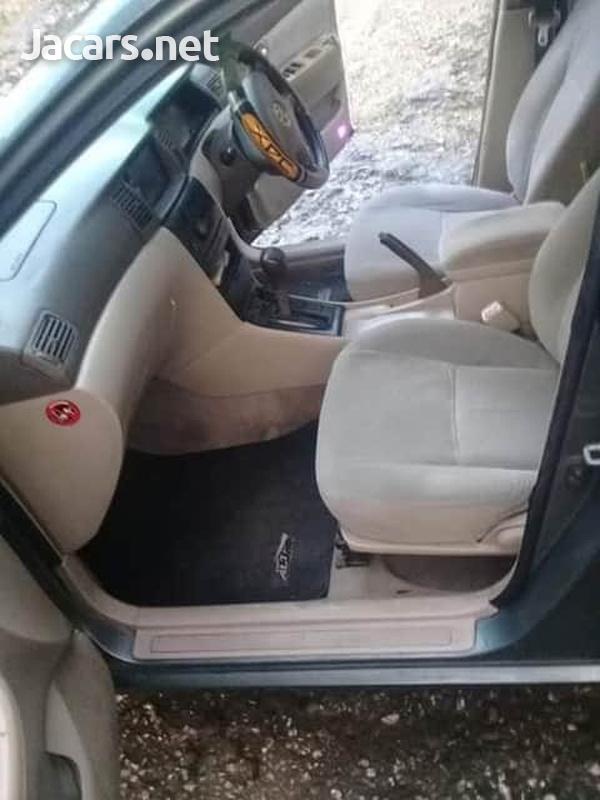 Toyota Corolla Altis 1,8L 2005-2