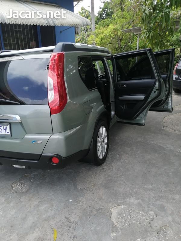 Nissan X-Trail 2,5L 2013-14