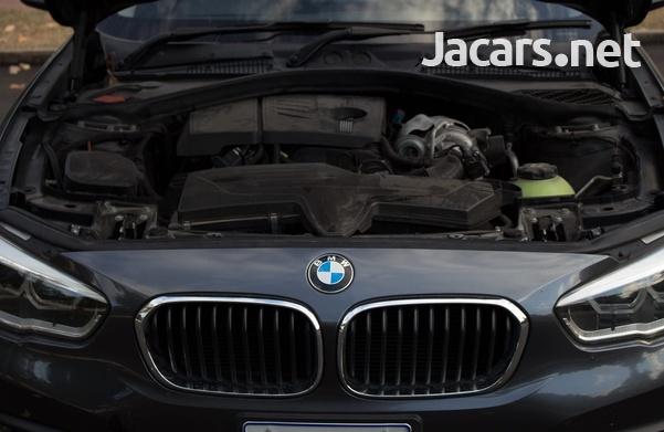 BMW 1-Series 1,6L 2016-11