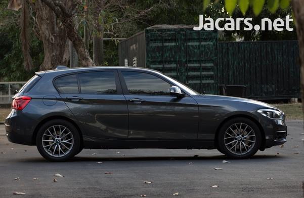 BMW 1-Series 1,6L 2016-5