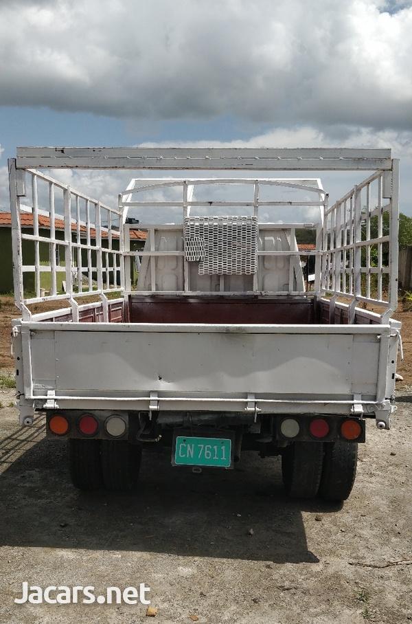 2006 Daihatsu Delta Truck-3