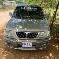 Mitsubishi Montero Sport 2,0L 2003