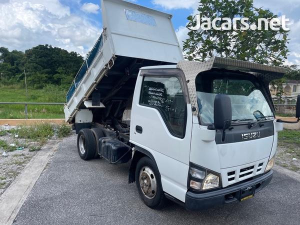 2006 Isuzu Dump Truck-1