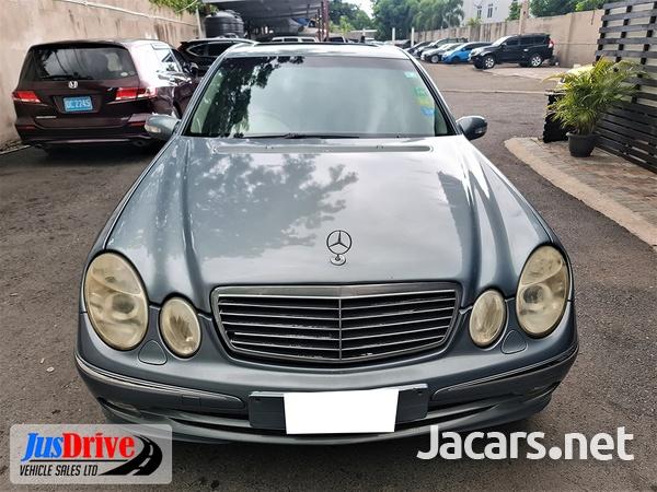 Mercedes-Benz E-Class 1,7L 2004-2