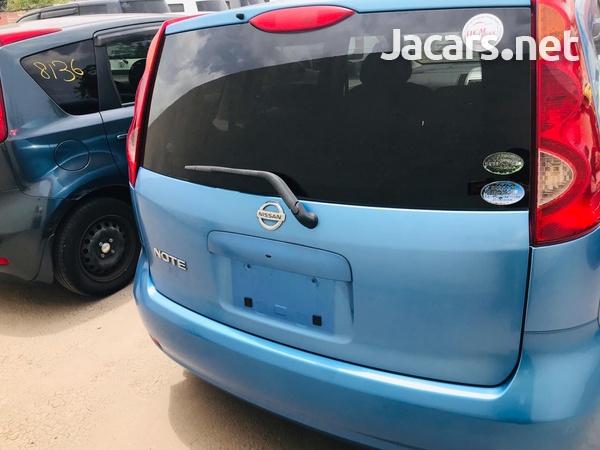 Nissan Note 1,5L 2012-9