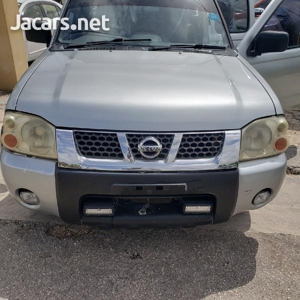 Nissan Frontier 2,0L 2003-1