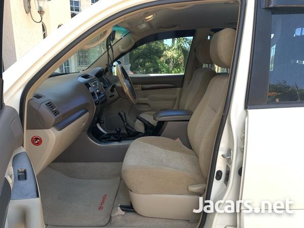 Toyota Prado 2,7L 2009-6