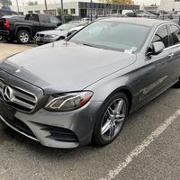 Mercedes-Benz E-Class 3,2L 2018