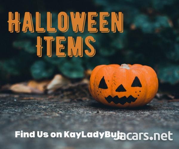 Halloween Items Available