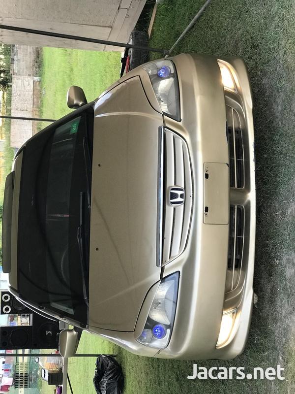 Honda Civic 1,5L 2001-4