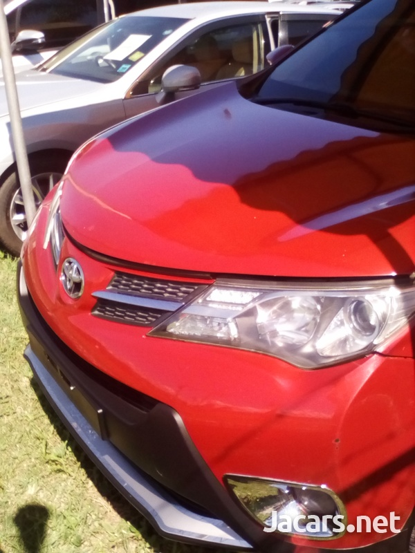 Toyota RAV4 2,5L 2014-1
