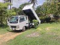 2006 Mitsubishi Canter Dumper truck