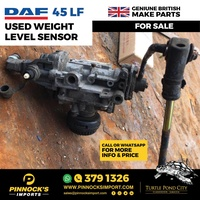 DAF LF45 USED WEIGHT LEVEL SENSOR