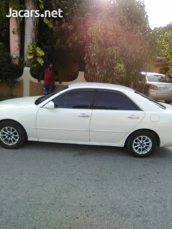 Toyota Mark II 6,0L 2001-6