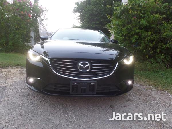 Mazda 6 2,2L 2015-6