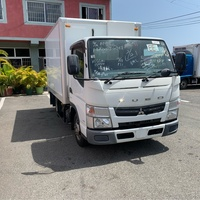 2011 Canter Fuso Truck