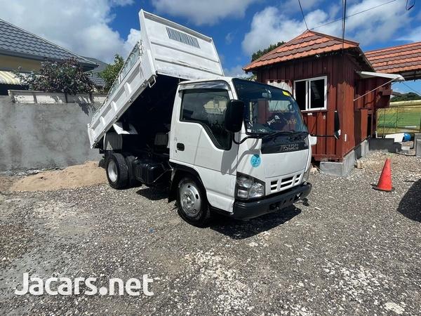2007 Isuzu Elf Dump Truck-1