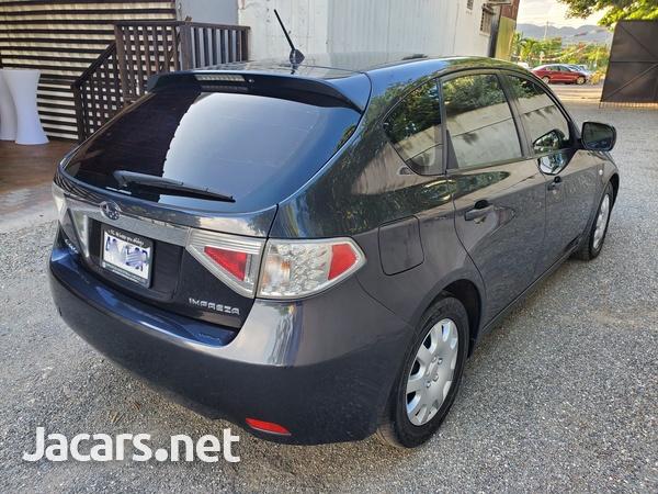 Subaru Impreza 1,8L 2008-7