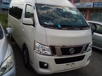 Nissan Caravan 2014