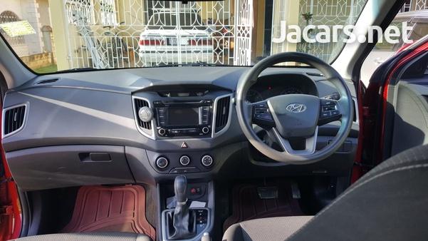 Hyundai Creta 1,6L 2016-6