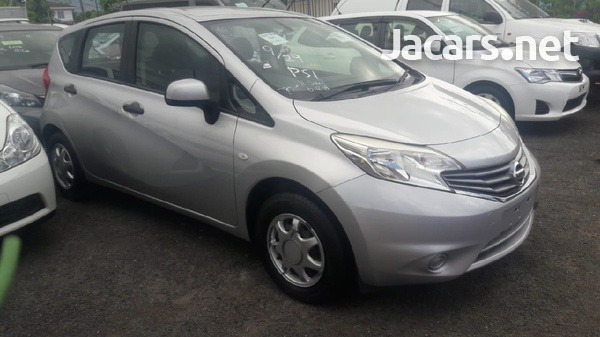 Nissan Note 1,2L 2013-1