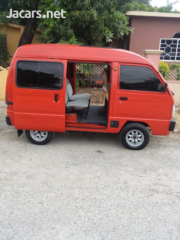 1989 SUZUKI CARRY-5