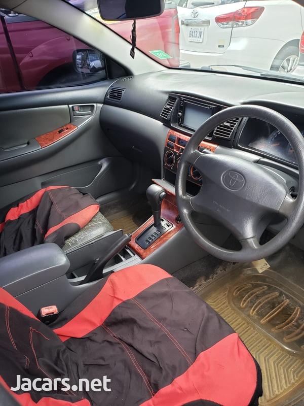 Toyota Corolla 1,6L 2003-4