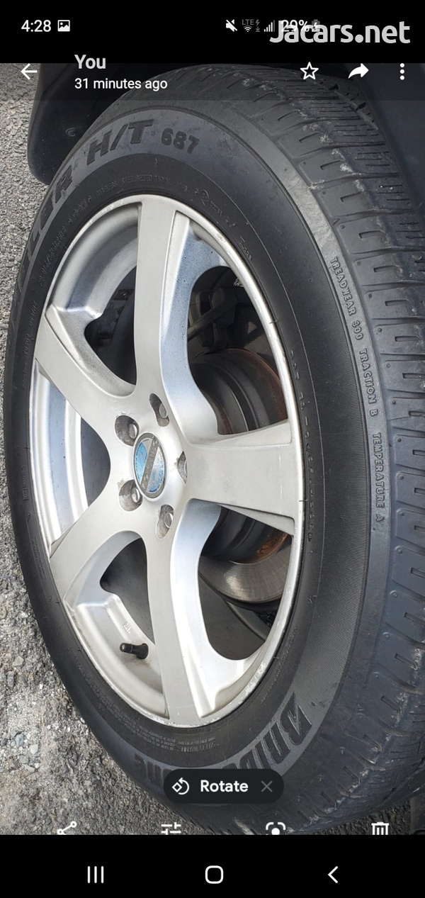 18 inches rims with tires-1