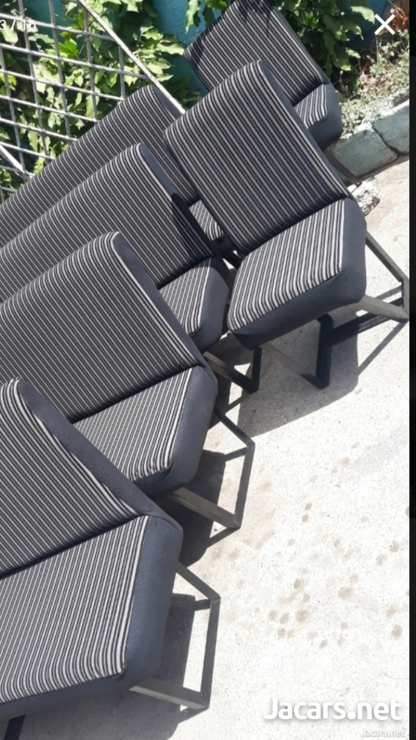 FOR ALL YOUR BUS SEATS,WE BUILD AND INSTALL.CONTACT 8762921460-12