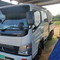 2017 double cab mitsubishi truck