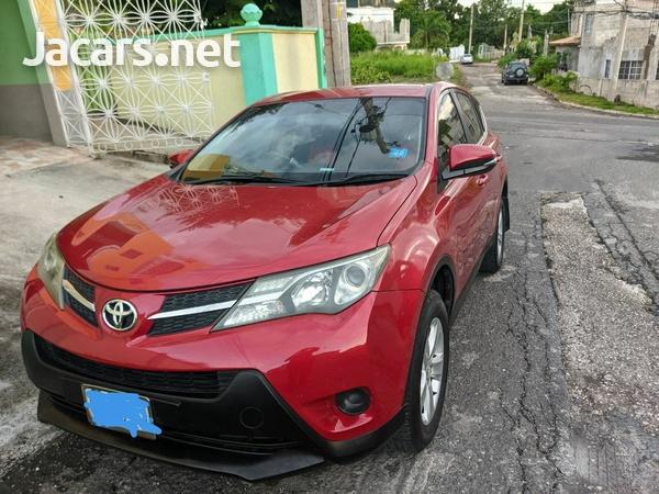 Toyota RAV4 2,5L 2013-2