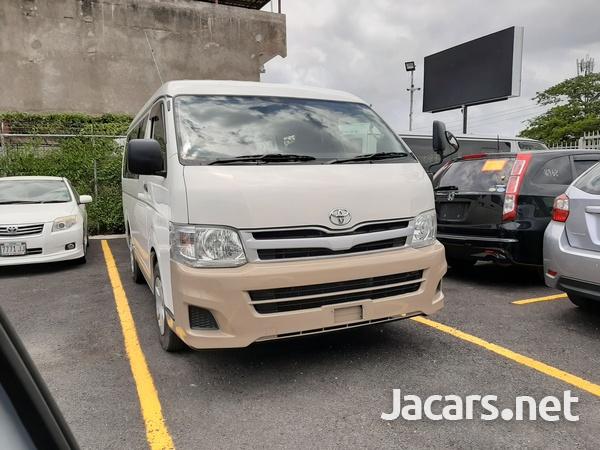 2013 Toyota Hiace Commuter Bus-1