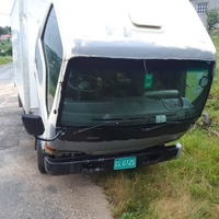 Isuzu elf as is or srapping