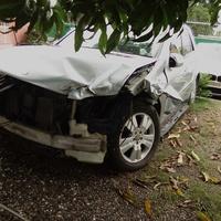 Crashed Mercedes-Benz M-Class 3,0L 2009