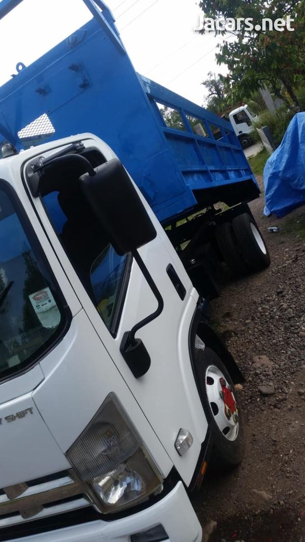 Isuzu N75/NQR Tipper Truck 2009-4