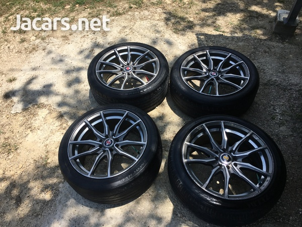 17 inch rim and tyers-2