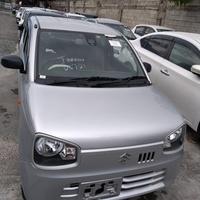 Suzuki Alto 0,6L 2016